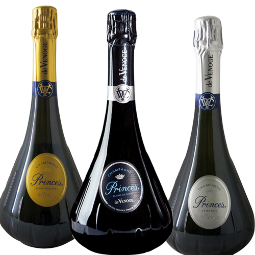 Champagne De Venoge Tris